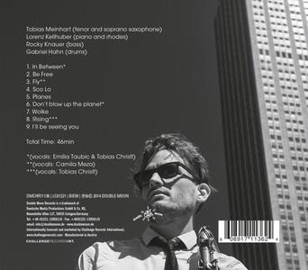 In Between - CD Audio di Tobias Meinhart - 3