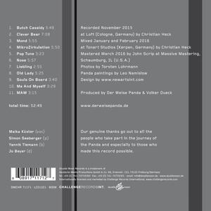 Mam - CD Audio di Der Weise Panda - 2