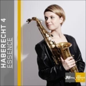 Essence - CD Audio di Haberecht 4