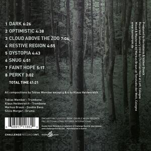 Dark - CD Audio di Hornstrom - 2