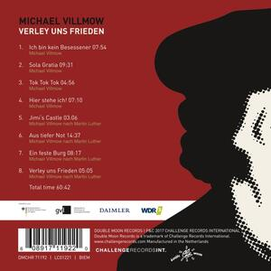 Verley Uns Frieden - CD Audio di Bujazzo - 2