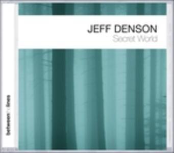 Secret World - CD Audio di Jeff Denson