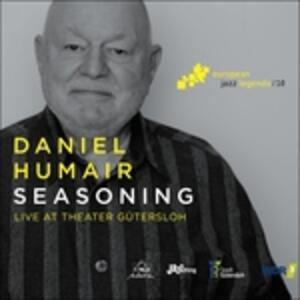 Seasoning - CD Audio di Daniel Humair