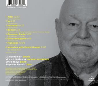 Seasoning - CD Audio di Daniel Humair - 2