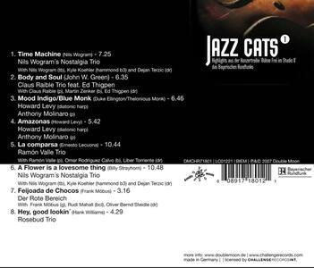 Jazz Cats 1 - CD Audio