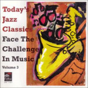 Today's Jazz Classics 1 - CD Audio