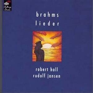 Lieder - CD Audio di Johannes Brahms