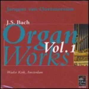 Organ Works vol.1 - CD Audio di Johann Sebastian Bach