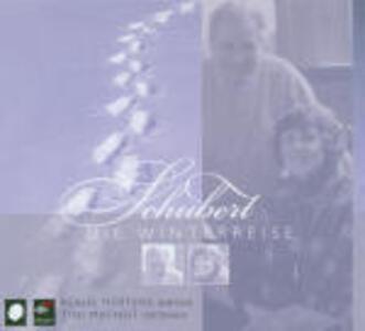 Winterreise-Lieder - CD Audio di Franz Schubert