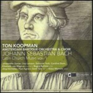Messe brevi BWV233, BWV234, BWV235, BWV236 - CD Audio di Johann Sebastian Bach