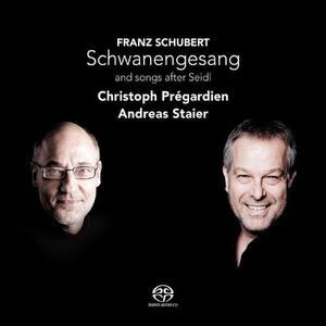 Schwanengesang - SuperAudio CD di Franz Schubert