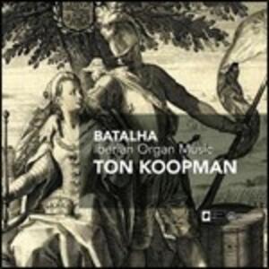 Iberian Organ Music - CD Audio di Ton Koopman