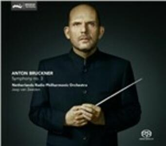Sinfonia n.3 - SuperAudio CD di Anton Bruckner