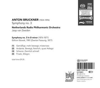 Sinfonia n.3 - SuperAudio CD di Anton Bruckner - 2