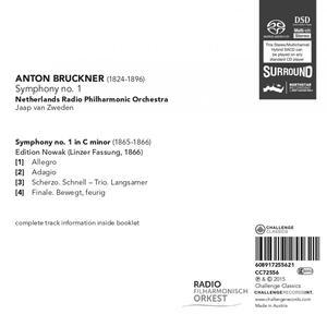 Sinfonia n.1 - SuperAudio CD di Anton Bruckner