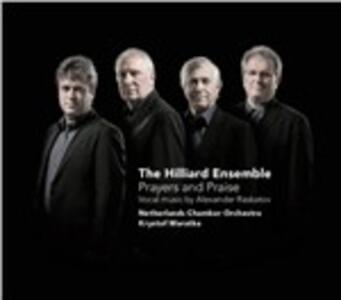 Prayers and Praise - CD Audio di Hilliard Ensemble
