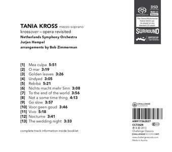 Krossover, Opera Revisite - SuperAudio CD di Tania Kross - 2