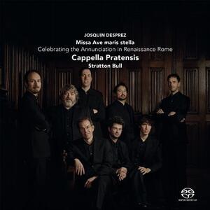 Missa Ave Maris - SuperAudio CD di Cappella Pratensis