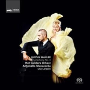 Sinfonia N.4 - SuperAudio CD di Gustav Mahler
