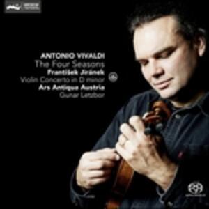 Four Seasons - SuperAudio CD di Antonio Vivaldi