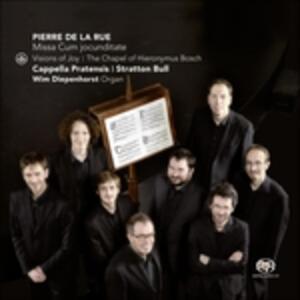 Visions Of Joy - SuperAudio CD di Cappella Pratensis