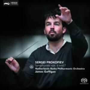 Symphonies No.6 & 7 - SuperAudio CD di Sergej Sergeevic Prokofiev