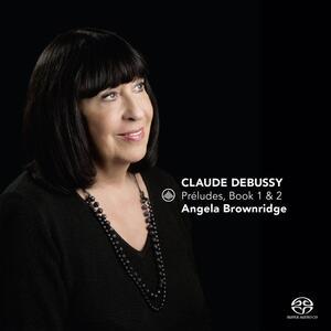 Preludi Libri I e II - SuperAudio CD di Claude Debussy