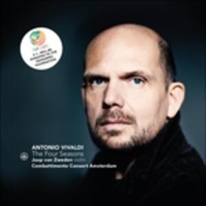 Four Seasons - CD Audio di Antonio Vivaldi