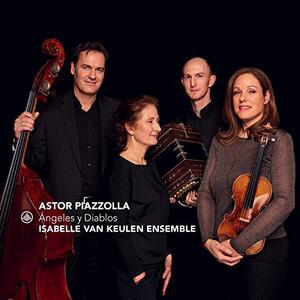 Angeles y diablos - SuperAudio CD di Astor Piazzolla