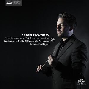 Sinfonie n.2, n.4 - CD Audio di Sergej Sergeevic Prokofiev