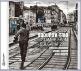 Stamps from Bulgaria 2008 - CD Audio di Bodurov Trio