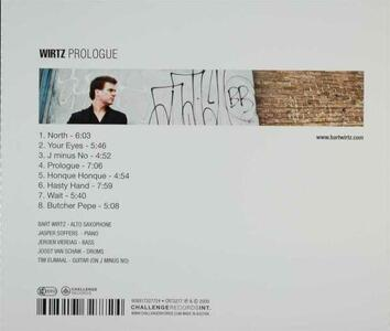 Prologue - CD Audio di Wirtz - 2