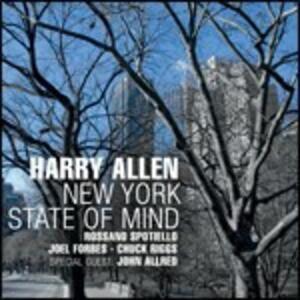 New York State of Mind - CD Audio di Harry Allen