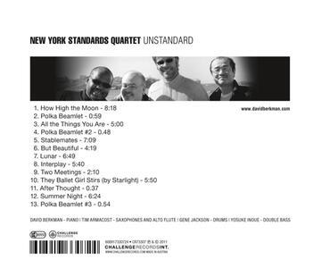 Unstandard - CD Audio di New York Standard Quartet
