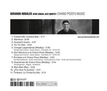 Chano Pozo'S Music - CD Audio di Gerardo Rosales