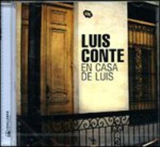 En Casa De Luis - CD Audio di Luis Conte