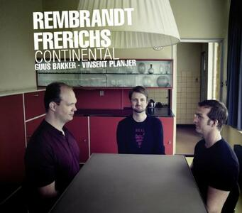 Continental - CD Audio di Rembrandt Frerichs