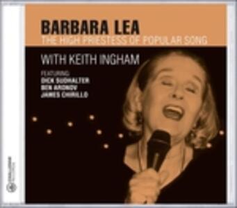 CD The High Priestess of Popular Song Barbara Lea