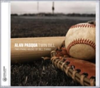 Twin Bill - CD Audio di Alan Pasqua