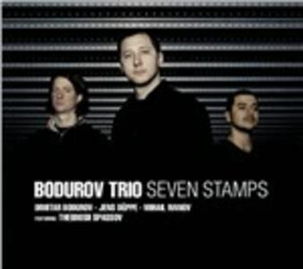 Seven Stamps - CD Audio di Bodurov Trio