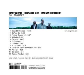 Collaboration - CD Audio di Kenny Werner,Hein Van de Geyn,Hans Van Oosterhout - 2