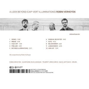 A Look Beyond - CD Audio di Robin Verheyen - 2