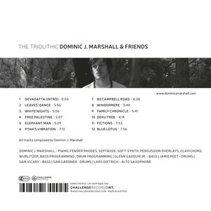 The Triolithic - CD Audio di Dominic J. Marshall - 2
