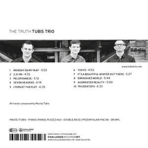 The Truth - CD Audio di Tubis Trio - 2