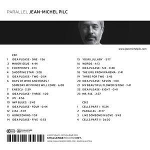 Parallel - CD Audio di Jean-Michel Pilc - 2