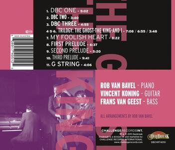 Trilogy - Ghost, King - CD Audio di Rob Van Bavel - 2