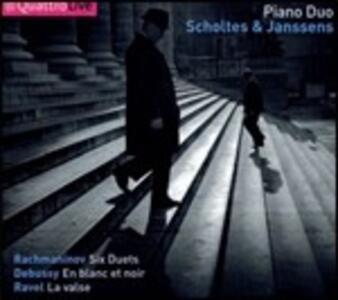 Piano Duo - CD Audio di Lestari Scholtes,Gwylim Janssens