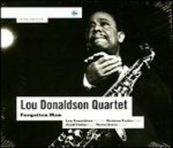 Forgotten Man - CD Audio di Lou Donaldson