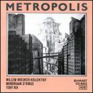 Metropolis - CD Audio