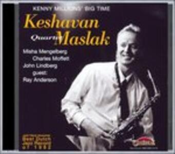 Kenny Million's Big Time - CD Audio di Keshavan Maslak
